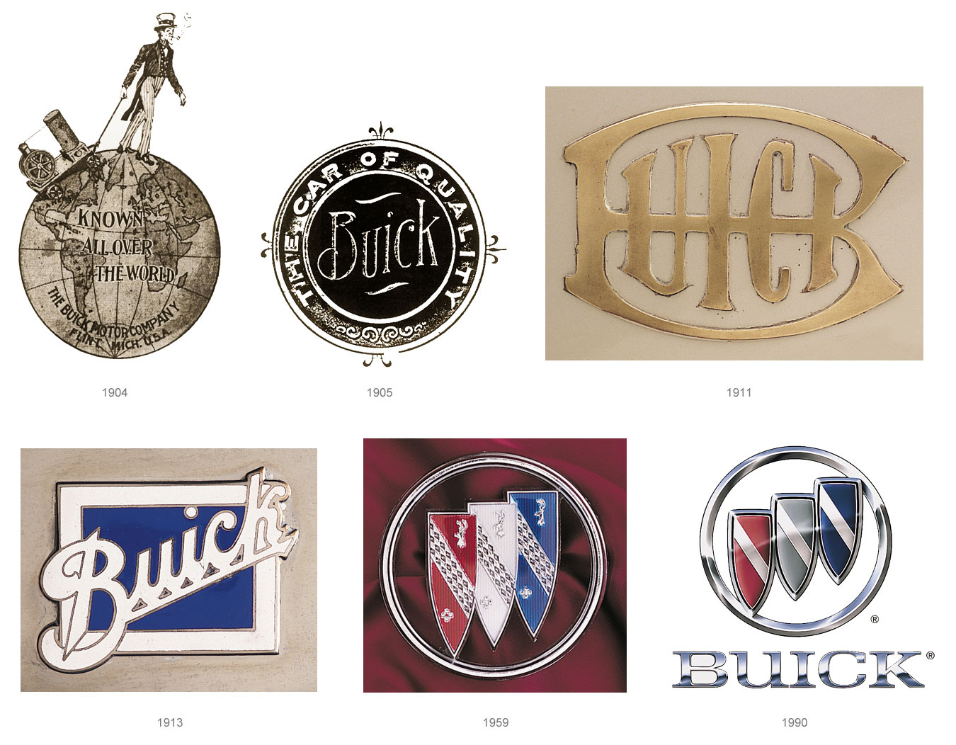 Buick Logo Group
